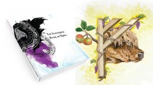Dawn Ravenwind's Illustrated Book of Runes