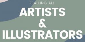 Calling all artists and illustrators